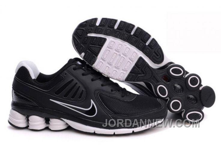 http://www.jordannew.com/mens-nike-shox-r6-shoes-black-white-for-sale.html MEN'S NIKE SHOX R6 SHOES BLACK/WHITE FOR SALE Only $75.40 , Free Shipping!