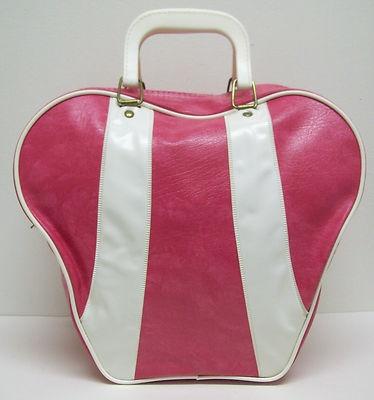 Vintage Retro Bowling Ball Bag Luggage