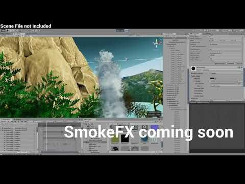 Check out my latest video: Splash FX - Unity3D Particle System (LumiNet / Level One Games) https://youtube.com/watch?v=HslBQZdv82w