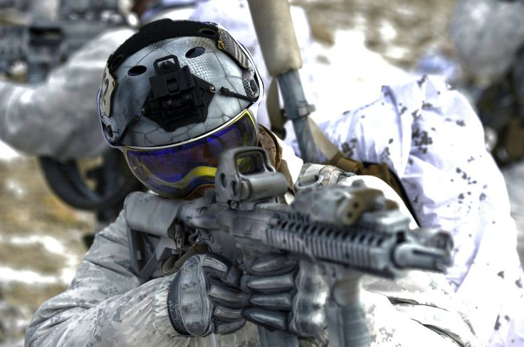 Rule number one of Special Ops: Always look cool and SEALs doing just that (18 HQ Photos)