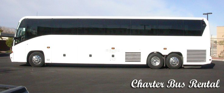 One of our Luxury Charter Bus