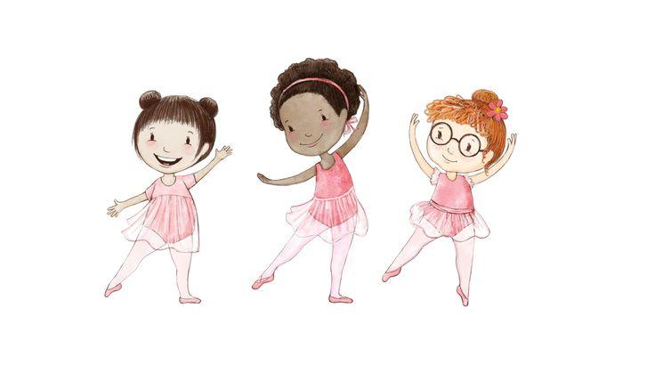 17 Best Ideas About Ballerina Illustration On Pinterest