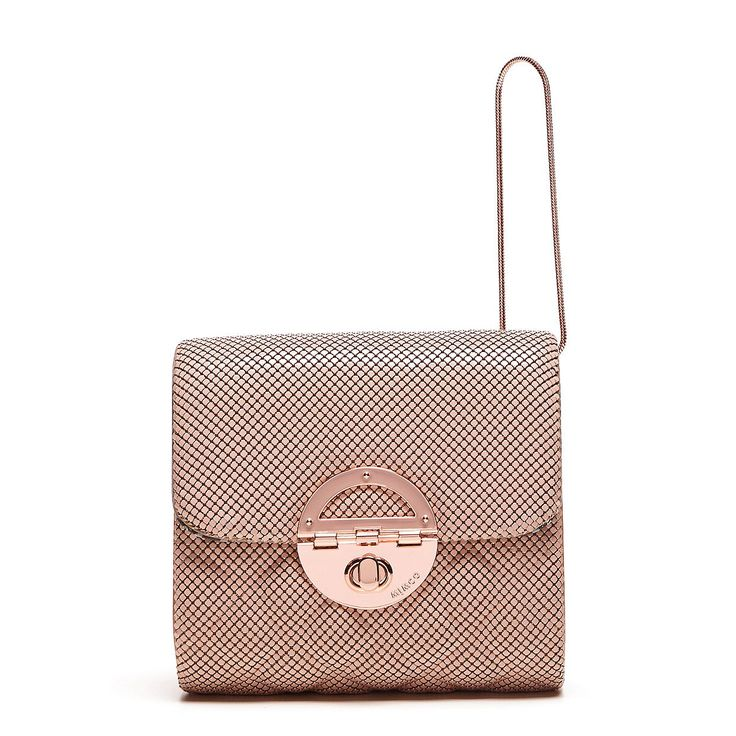 VIDA Leather Statement Clutch - Fawn by VIDA 82QJeq5LUB