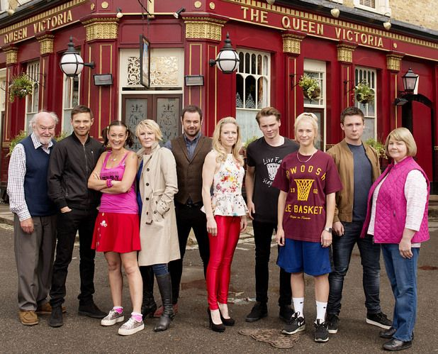 The Carters #EastEnders 2014