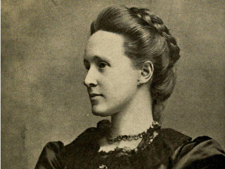 Millicent Fawcett (1847-1929) political economics, labour economics, feminist and campaigner for women's rights