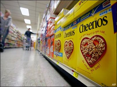 General Mills announces their original Cheerios will no longer contain genetically modified ingredients (GMOs) - but.. 'just' the original Cheerios - not their other lines. Better if u are buying organic - to stick w/ organic.