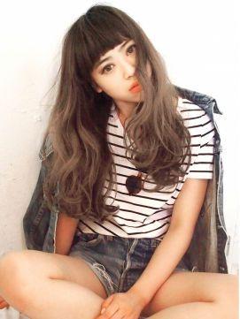 【2015最新】黒の髪色ベースのグラデーションカラー【髪型ヘアカラーカタログ】 - NAVER まとめ