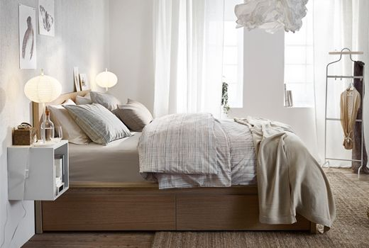 Les 25 meilleures id es de la cat gorie lits rangement - Escalier avec rangement integre ...