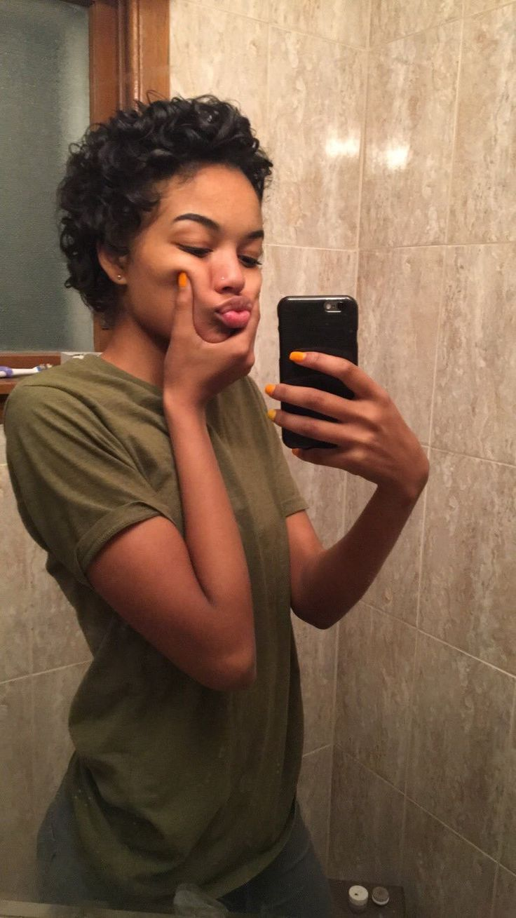 Natural hairstyles for short hair black women hair and tattoos - Tips For Styling Short Hair