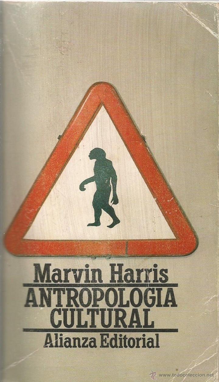 MARVIN HARRIS. ANTROPOLOGIA CULTURAL. ALIANZA EDITORIAL - Foto 1