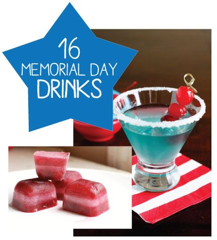 best memorial day mixed drinks