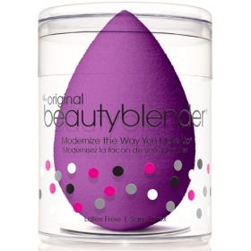 Beauty Blender Royal Single - The same exclusive beautyblender® material in a limited-edition shade. http://www.crushcosmetics.com.au/tools/accessories/beauty-blender-royal-single