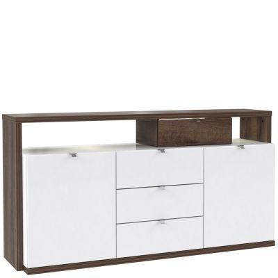 Ciekawa, nowoczesna komoda z kolekcji ALCANO to nowość w ofercie firmy Forte. Jest dostępna na stronie http://www.forte.com.pl/pl