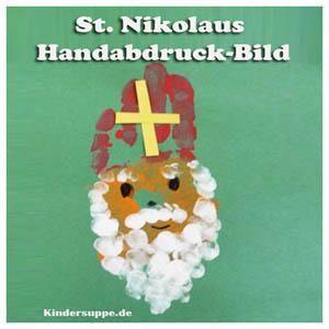 St. Nikolaus Traditionen: Lernen, basteln und spielen | Kindersuppe