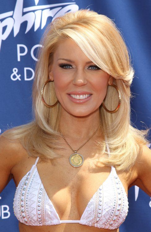 gretchen rossi - I want her hair on my head right this second!!