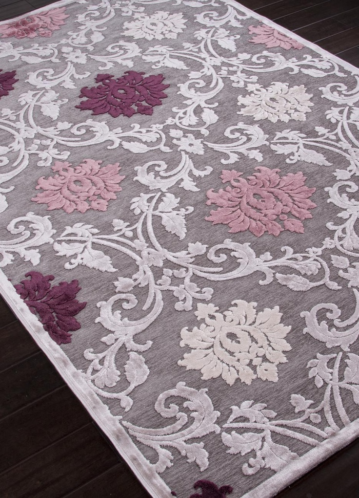 Jaipur Rugs Fables Pink/Purple Floral Rug Wayfair.com