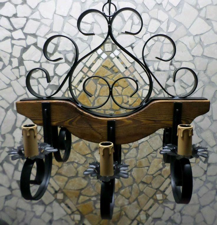 Oltre 25 fantastiche idee su Lampadari rustici su Pinterest ...
