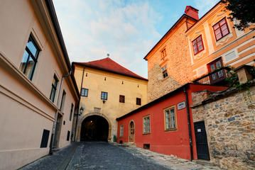 Stone Gate (Kamenita Vrata), Croatia