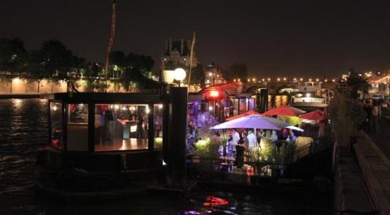 Boat Restaurant Le Quai, 75007 Paris