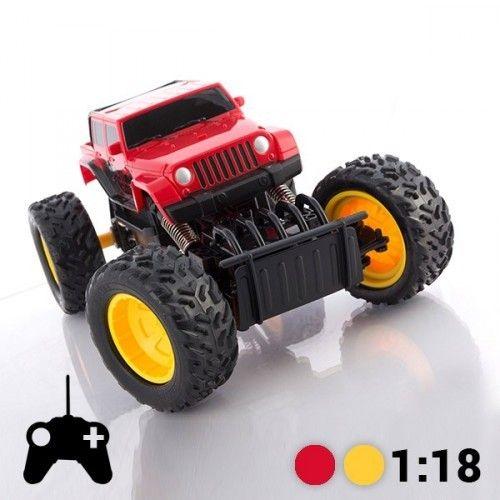#Tout-Terrain Télécommandé Monster Truck