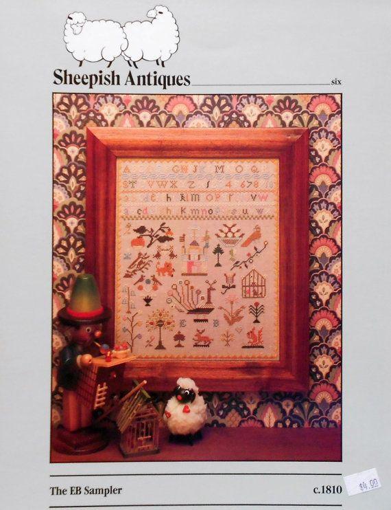 Sheepish Designs Cross Stitch Patterns