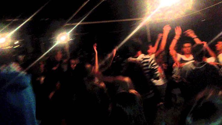 Λούνα παρκ & Beach party@Green Camp