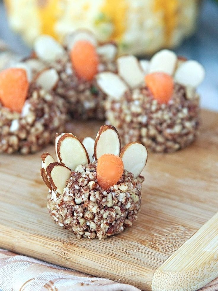 These might be too adorable too eat. Get the recipe from Apron Strings.   - Delish.com