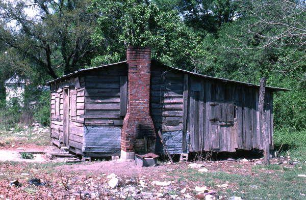 old Florida | Florida Memory - Old wooden shack- White Springs, Florida