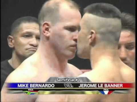 Jerome Le Banner vs Mike Bernardo - Kiss Off