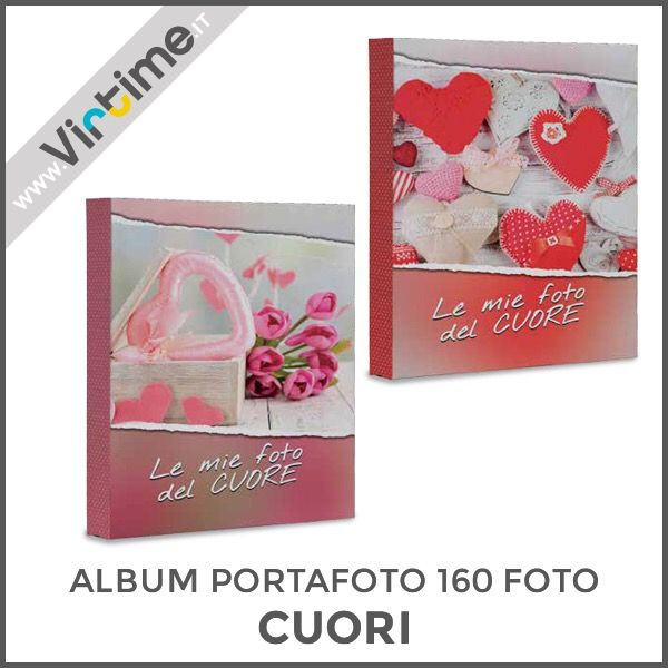 "Album portafoto 160 foto tasche formato 13 x 18 cm, modello ""CUORI 2"". Disponibile in 4 versioni. Confezione: termoretraibile Dimensioni: 20,5 x 28,5 X 4 cm Ref.: S36209/14 #Virtime #virtimeclock #virtimehome #milan #italy #italiandesign #interiordesign #decoring #italianfurniture #house #homeart #photography #photobook #photoshoot #photographylovers #pictures #quality #fotografia #linkinbio #photobooth #lovethem #love #nature #flowers #heart #cover #lavender #iloveyou  #I #YOU"