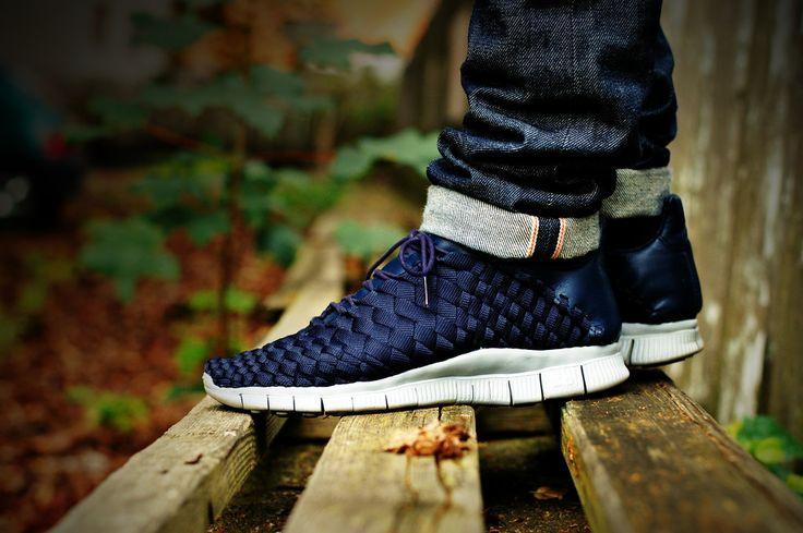 #Nike Free Inneva Woven #sneakers