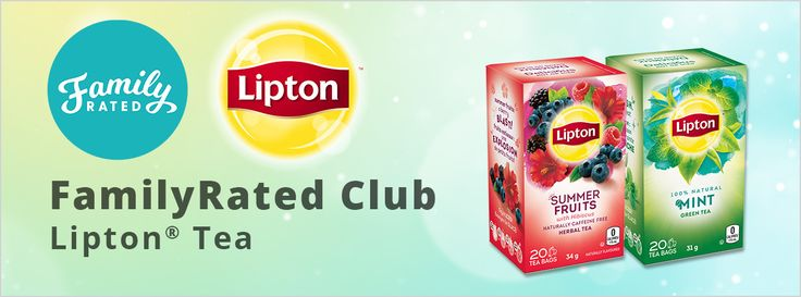 New+Offer+on+FamilyRated+/+Nouvelle+Offre+sur+FamilyRated:+Lipton®+Tea