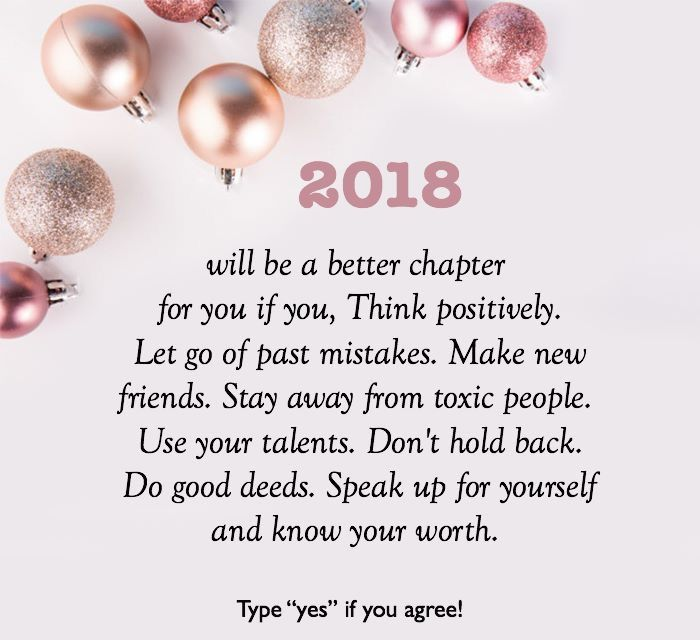 May 2018 be the year that we all find peace, happiness, a sense of fulfillment and understanding and all unanswered questions answered and mixed emotions put to rest and true authentic relationships with those around us that's my wish
