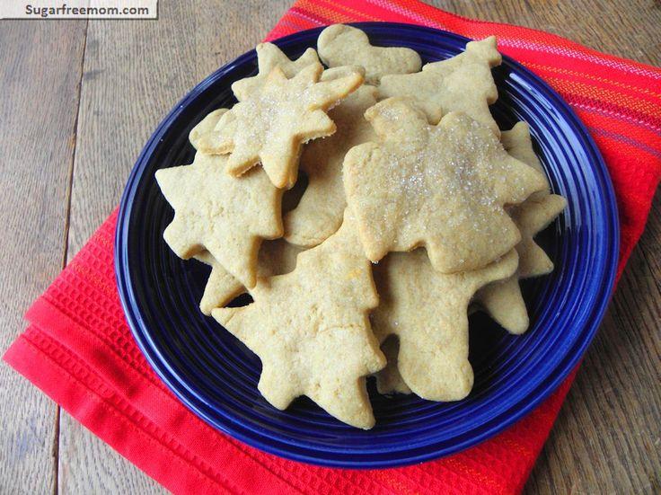 Sugarless Low Cal Sugar Cookies... if these taste good, this women is my idol! LOL