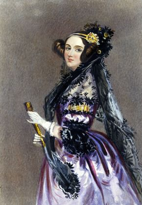 Teach your students about the life and legacy of Ada Lovelace, the first tech visionary.