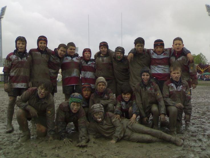 U12 Mud & Glory