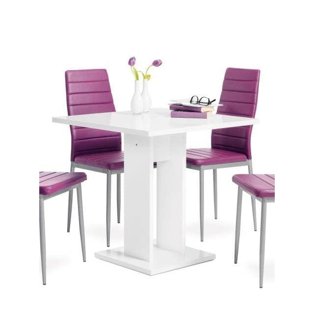 Perfect Tisch PILAR Dekor wei MARIE TWS BHT xx cm moebel shop