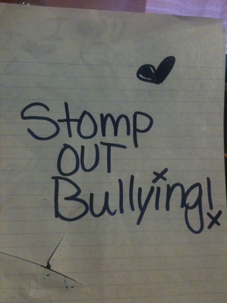 stomp out bullying Now i don't know why nobody is posting in the newspaper anymore  october 5th is blue shirt day where you where a blue shirt to stomp out bullying.