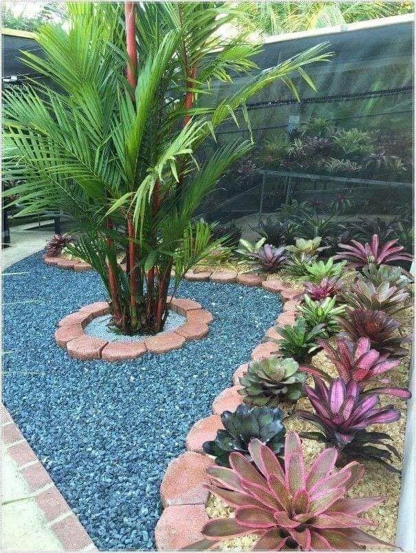 Diseno De Jardines Paisajismo En 2020 Jardines Jardines Tropicales Jardines Bonitos