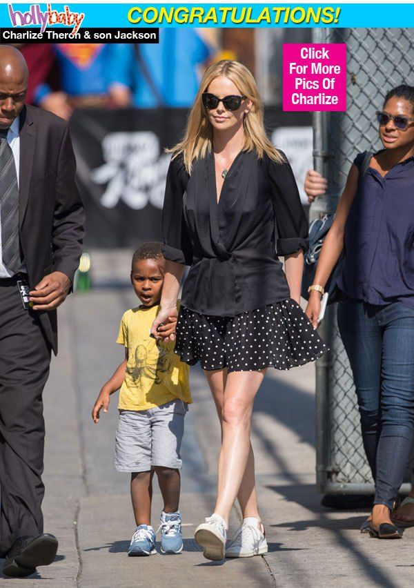 Congrats! Charlize Theron has secretly adopted another baby, a ...