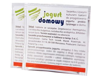bakterie jogurtowe