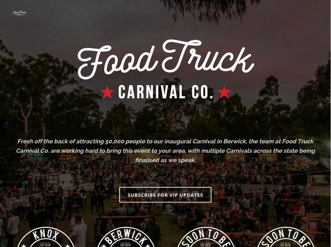 Food Truck Carnival Co. - Home