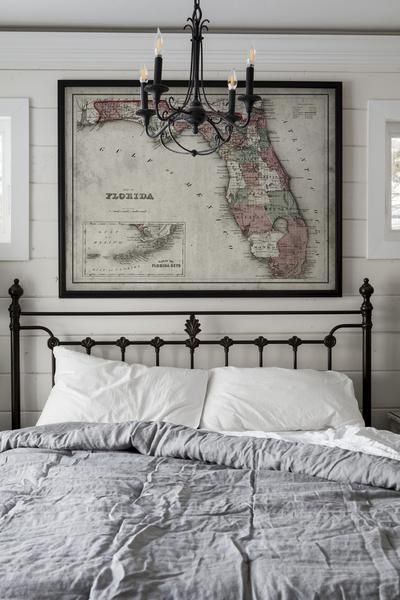A fine art quality, vintage reproduction of an early 19th century map of Florida. These finely detailed maps were originally hand drawn and colored by pioneering cartographers. This piece not only pro