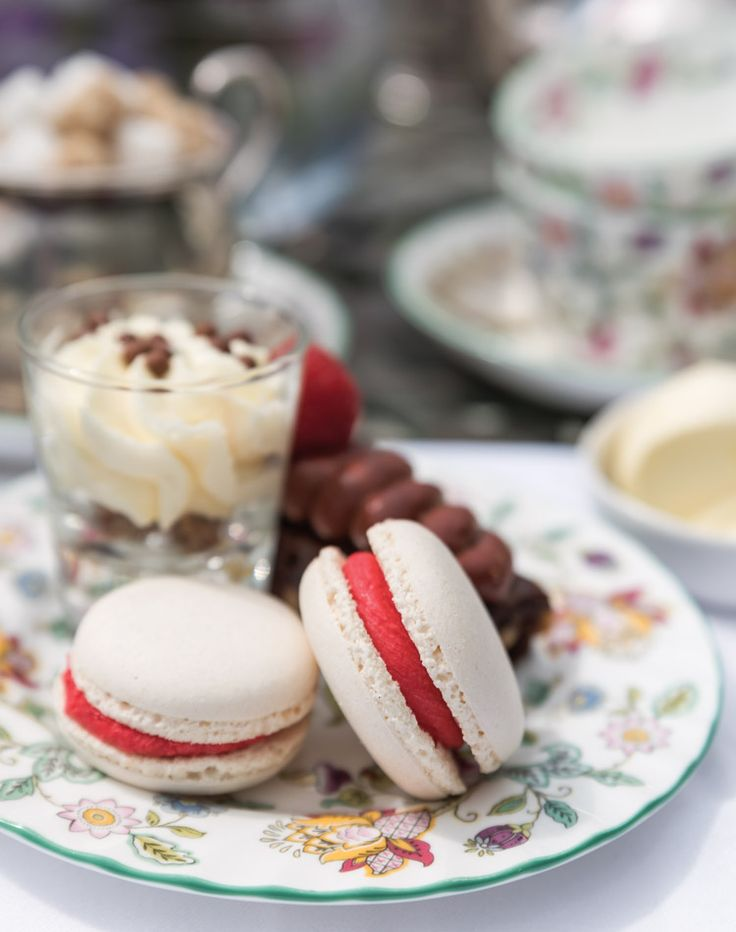 Summer Lodge Macarons, from Victoria magazine