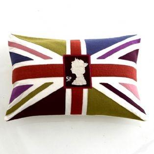 Union Jack cushion                                                                                                                                                     More