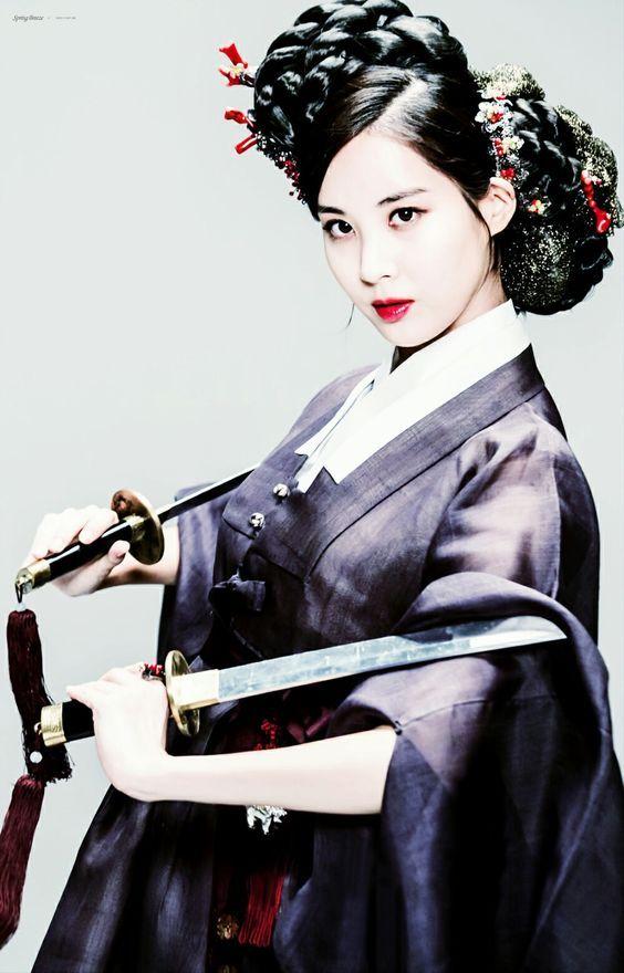 Seohyun SNSD  @'보보경심: 려/Moon Lovers Woohee