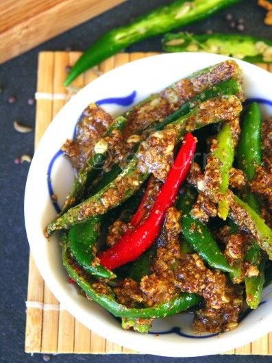 Pickled Chili Peppers | Chili Peppers | Pinterest