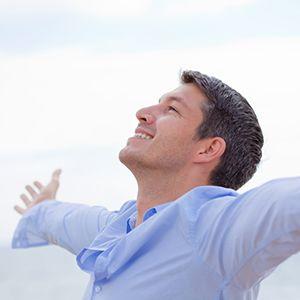 男性ホルモンのテストステロンを高めてストレス解消