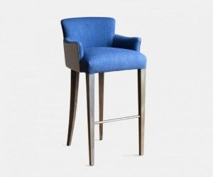 this is a william yeoward bar stool sold by ham interiors