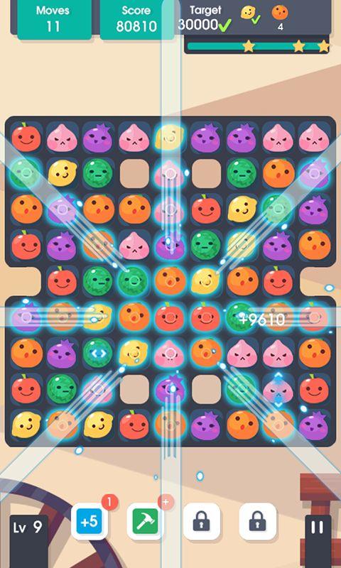 Fruit Fantasy: captura de pantalla